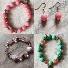 Beaded jewelries
