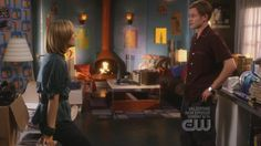 Chloe and Jimmy - Smallville