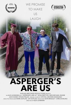#Autismo no NYT: Aspergers Are Us Offers Comedy for All