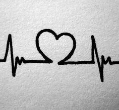 My heart beats for you......❤