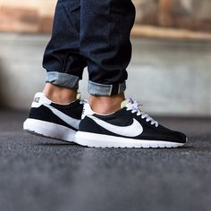 official photos 06b93 8b0be Nike Roshe LD-1000 Quickstrike  Black White Roshe Run Shoes, Nike Roshe