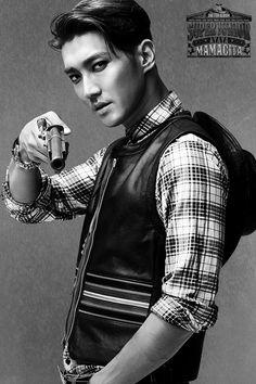 Siwan Super Junior announce long awaited comeback with teaser image for 7th album 'MAMACITA' | allkpop.com