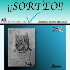 SORTEO DE NAVIDAD: RETRATO HECHO A MANO DE TU PERRO