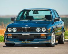 Bid for the chance to own a 1986 BMW Alpina at auction with Bring a Trailer, the home of the best vintage and classic cars online. Bmw E30 M3, Bmw Alpina, Bmw Autos, Bmw Classic Cars, Classic Cars Online, Bmw Logo, Bmw 528i, Bmw S, Old School Cars