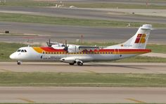 ATR @AirNostrumLAM @Iberia Líneas Aéreas Para @MrJTSZ pic.twitter.com/t4xhZBuwU8