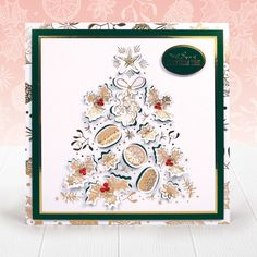 Christmas Liftables - Hunkydory | Hunkydory Crafts