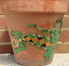 Mosaic Pots - Best Online Mosaics Supplier for Mosaic Tiles & Supplies. Learn the art craft of Mosaics with us!
