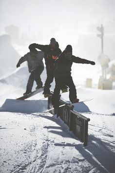 Friends who shred together stay together.