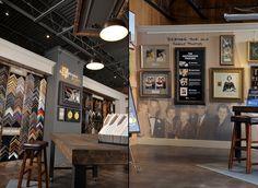 masterpiece framing store bloomingdale illinois retail design blog