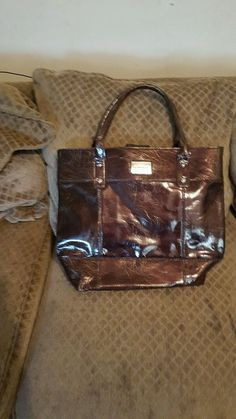 Used Rampage Tote In Copper Fathers Day Sale, Anniversary Sale, Christmas Sale, Copper, Handbags, April 10th, June, Tote Bag, Best Deals