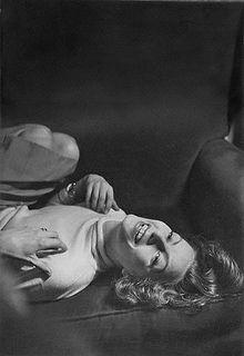 Greta Garbo 1945 by Cecil Beaton