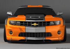 Muscle car - nice photo