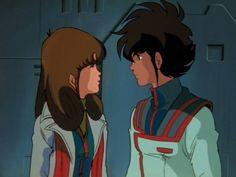 Lisa and Rick Macross Anime, Robotech Macross, Old Anime, Manga Anime, 60s Cartoons, 80 Tv Shows, Good Anime Series, Animation Series, Japanese Culture