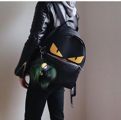 3477cf1ab846 Fendi Backpack, Sling Backpack, Leather Backpack, Fashion Backpack, Ethnic  Bag, Fashion
