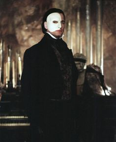 Erik, the Phantom of the Opera.