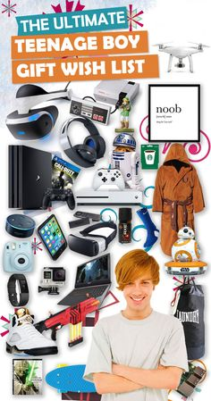 Gift Ideas For Teen Tween Boys