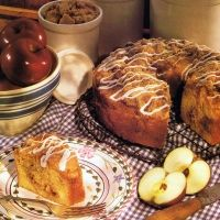 Apple Streusel Cake Recipe