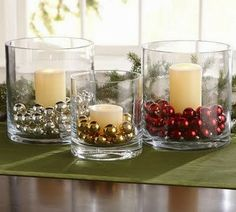 The Best DIY and Decor Place For You: Christmas Decoration idea with candels