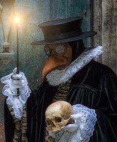 Plague Doctor by Tom Banwell