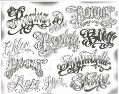 VK is the largest European social network with more than 100 million active users. Graffiti Lettering Fonts, Graffiti Writing, Tattoo Lettering Fonts, Tattoo Script, Graffiti Alphabet, Graffiti Art, Hand Lettering, Typography, Doodle Alphabet