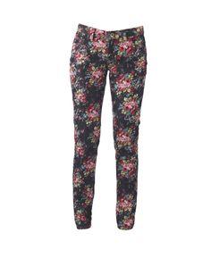 Joe Browns Festival Floral Jeans