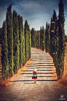"Beautiful Tuscany.......""I love!"