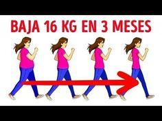 Cuánto necesitas caminar a diario para bajar de peso - YouTube