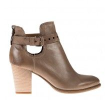 Boots femme - Taupe - MIGLIO