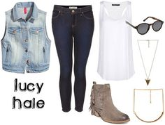 Celebrity Street Style of the Week: Lucy Hale, Lily Collins, & Candice Swanepoel
