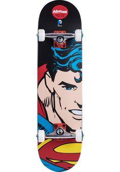 Almost Mullen-Superman-Split-Face - titus-shop.com #SkateboardComplete #Skateboard #titus #titusskateshop