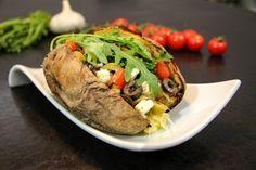 Kumpir mediterran der Kartoffelschmiede