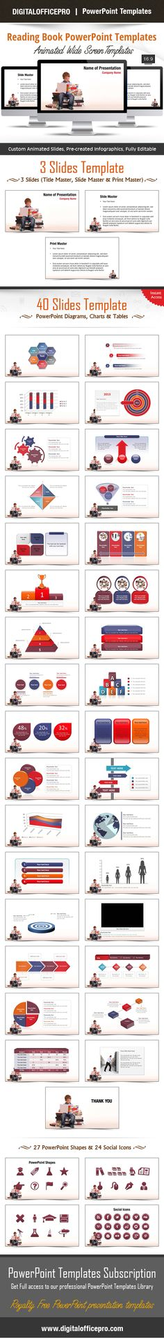 Winter Alley PowerPoint Template Backgrounds Shape, Set of and - winter powerpoint template
