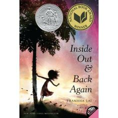Inside Out and Back Again by Thannha Lai -   beautiful novel written in poems describing a young vietnamese refugee's transition from vietnam to alabama. i loved this book - woudld be a good read aloud book w/ my kids. (finished 2/8/2014)