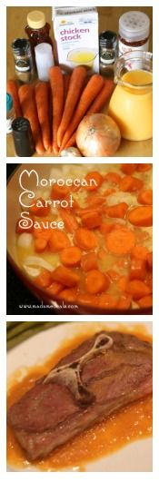 Moroccan Carrot Sauce http://madamedeals.com/moroccan-carrot-sauce/ #inspireothers #recipes