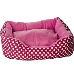 Dog Bed Kennel Mat Soft Fleece Pet Dog Puppy Warm Bed House Plush Cozy Nest Dog House ** Check out this great product.