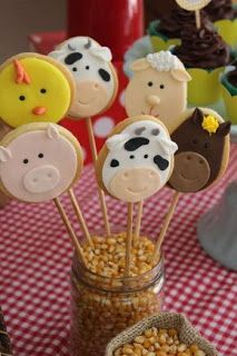 Farm Animal Party, Farm Animal Birthday, Farm Birthday, First Birthday Parties, First Birthdays, Farm Themed Party, Barnyard Party, Farm Party, Farm Cake