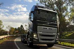 Volvo FH16 750 - o caminhão mais potente do mundo