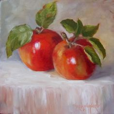 Apples Painting | Apple Painting