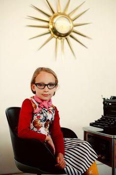 Misha Lulu AW14 - Quirky kids fashion   KID