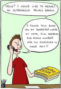 Remember telephone directories?