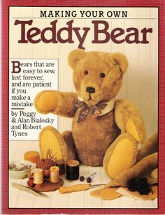 1000 images about teddy bear pattern on pinterest for Make your own teddy bear template