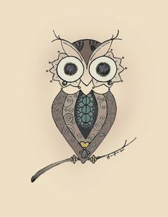 'The Lovely Owl' by Jessica Ann Lee