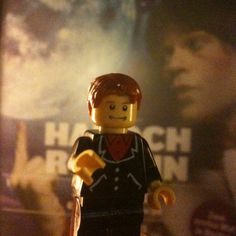 Hanoch Rosenn, Prince of Mime and his show Speechless at Tipi, Berlin – and me in the audience #lego #berlintourist #hanoch #rosen