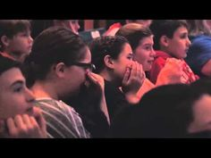 The Story That Moved This Entire Middle School to Tears - YouTube