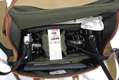 The Billingham L2 Camera Bag | Stephen Cosh Photography