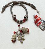 Pomegranate Necklace