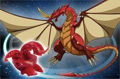 Dragonoid bakugan