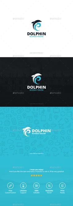 6c28afd4c2c 10 Best dolphin logo images