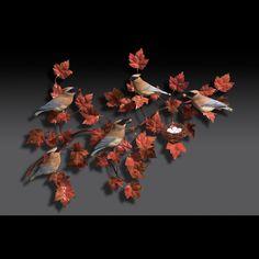 Fall Gathering by David Berari