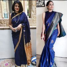 Our formal looks are so chic & classy with minimal accessories and would rock at any event! #OutfitInspo #OutfitIdeas #styling #Saree #SareeStyles #SareeDraping #SareeIdeas #SareeLove #SareeLover #SareeDraping #SixYards #IndianLook #Diwali #Traditional #SareeAsLehenga #Duppata #Blue #CorporateLook #Corporate Indian Look, Indian Wear, Saree Look, Formal Looks, Classy Chic, Saree Styles, Diwali, Minimal, Sari